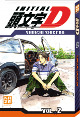 Initial D - Tome 02