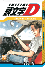 Initial D - Tome 5