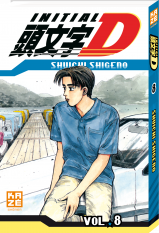 Initial D - Tome 08