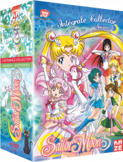 Sailor Moon - Saison 4 Intégrale collector