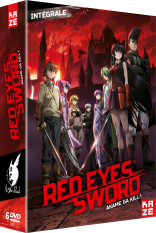 Red Eyes Sword - Intégrale