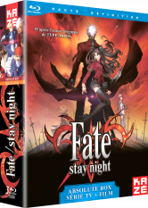 Fate Stay Night - Intégrale Série TV + Le film