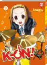 Tome 03 || K-ON!