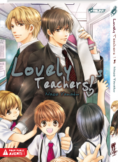 Lovely Teachers - Tome 03