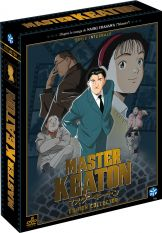 MASTER KEATON - INTEGRALE - EDITION COLLECTOR 8 DVD