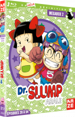 Docteur Slump - Megabox 2