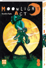 Moonlight Act - Tome 08