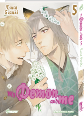 My demon and me - Tome 5