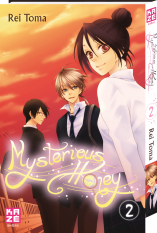 Mysterious Honey - Tome 2