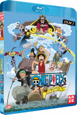 One Piece - Film 2 - L'Aventure de l'Ile de l'Horloge - Edition Simple