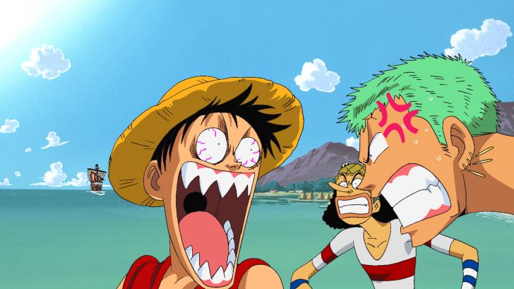 One Piece - Film 2