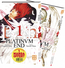 Platinum End - Pack découverte T01+T02
