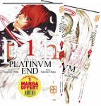 Pack découverte T01+T02 || Platinum End