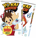 Pack découverte T01+T02 || Yo-Kai Watch