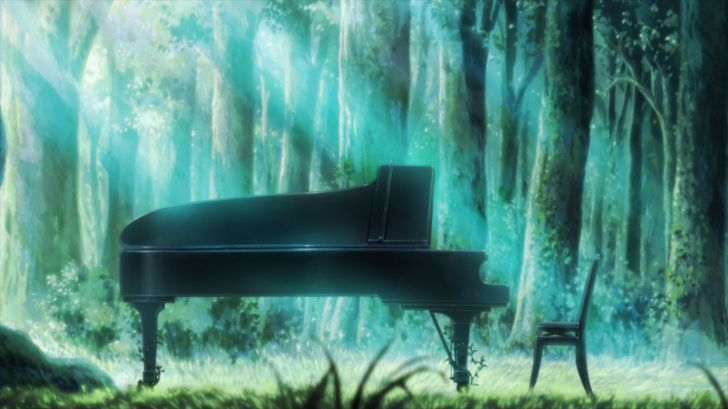 Piano Forest - Film