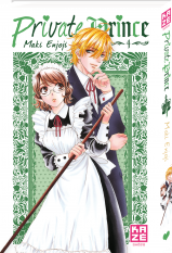 Private Prince (nouvelle edition) - Tome 4