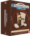 Collector DVD + Blu-ray || Professeur Layton