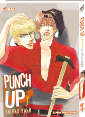 Punch Up - Tome 01