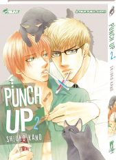Punch Up - Tome 02