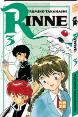 Rinne - Tome 3