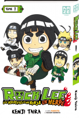 Rock Lee - Tome 1
