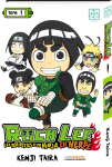 Tome 01 || Rock Lee