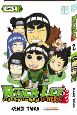 Rock Lee - Tome 2