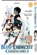 Blue Exorcist - Roman