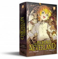 The Promised Neverland - Roman 1 + Tome 09