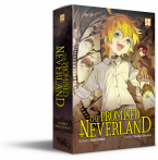 Roman + Tome 09 || The Promised Neverland