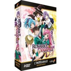 ROSARIO + VAMPIRE - INTEGRALE - EDITION GOLD 3 DVD