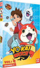 Yo-kai Watch - Saison 1 Box 1/3