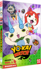 Yo-kai Watch - Saison 1 Box 2/3