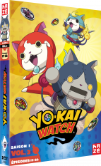 Yo-kai Watch - Saison 1 Box 3/3