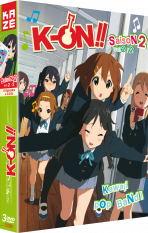K-On! - Saison 2 Box 2/2
