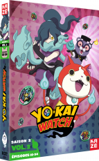 Yo-kai Watch - Saison 2 Box 2/3