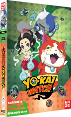 Yo-kai Watch - Saison 2 Box 3/3