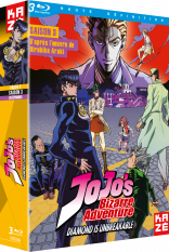 Jojo's Bizarre Adventure - Saison 3, Box 2/2