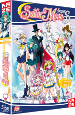 Sailor Moon - Saison 4 Box 2/2