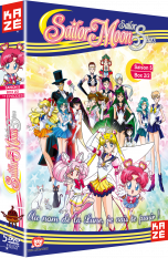 Sailor Moon - Saison 5 Box 2/2