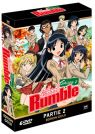 SCHOOL RUMBLE - INTEGRALE SAISON 2 - EDITION GOLD