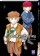 Seven Shakespeares - Tome 4