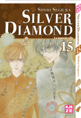 Silver Diamond - Tome 15