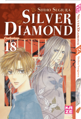 Silver Diamond - Tome 18