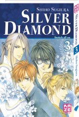 Silver Diamond - Tome 3