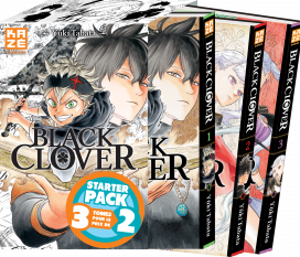 Black Clover - Starter Pack