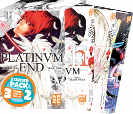 Platinum End - Starter Pack