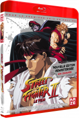 Street fighter II - Film