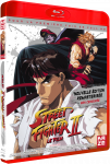 Film Edition Blu-ray || Street fighter II