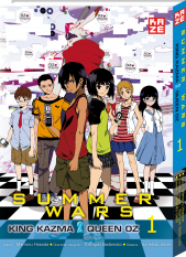 Summer Wars - Oz Championship - Tome 01